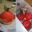りんごのケーキ♪