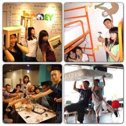 Homey Hostel Taipei Guest House