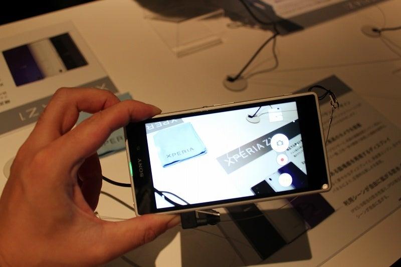 特選街情報 NX-Station Blog-Xperia Z1 カメラの使用感