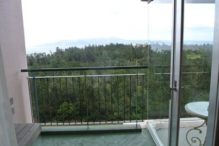 旅行の相談・案内役@遊寝食男のブログ-オキナワマリオットスーペリアルーム眺望