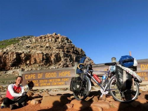 "Road To World Trip ""自転車""世界一周踏闘記-009"