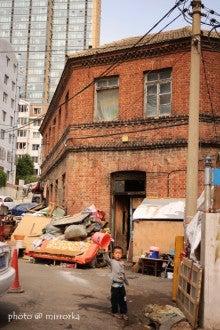 中国大連生活・観光旅行ニュース**-大連 東関街 老房子