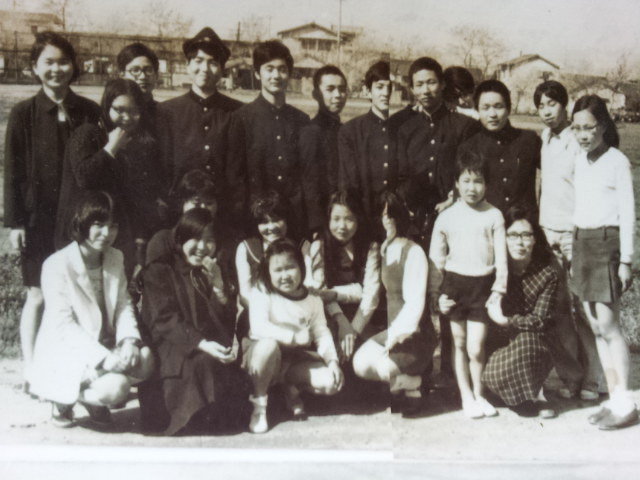 傘寿のおばあちゃん 人見英子が明るく楽しく過ごすブログ私の38年間(人見浩一の軌跡)その⑧ 岡山市立K北中学校編2