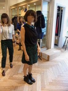 神戸のカラーリスト スタイリスト  トータル素敵プロデューサー☆みつこのブログ-グリーンスカート