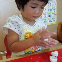 お月見と2歳健診