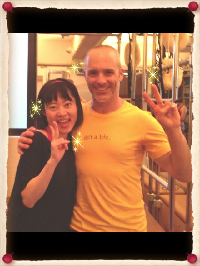[Pilates Lab 代官山]ポールスター・ピラティス インストラクターのブログ[横浜メルモ]-DAV Pilates