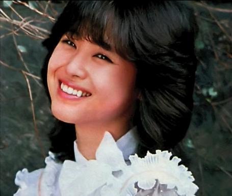松田 聖子 若い 頃