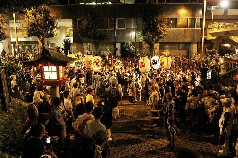 新宿熊野神社 例大祭2013