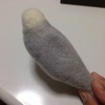 羊毛フェルト オカメ…