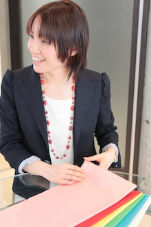神戸のカラーリスト スタイリスト  トータル素敵プロデューサー☆みつこのブログ-プロフィール