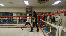 $拳闘日記/AKIRAの拳に夢を乗せて-腰