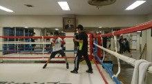 $拳闘日記/AKIRAの拳に夢を乗せて-構え