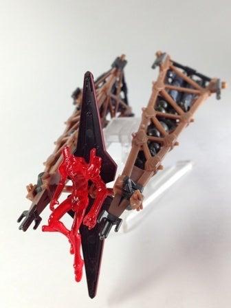 改造おもちゃパーク-エヴァ ブースター装備