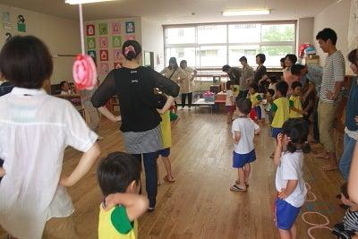 若草幼稚園-参観日9月4