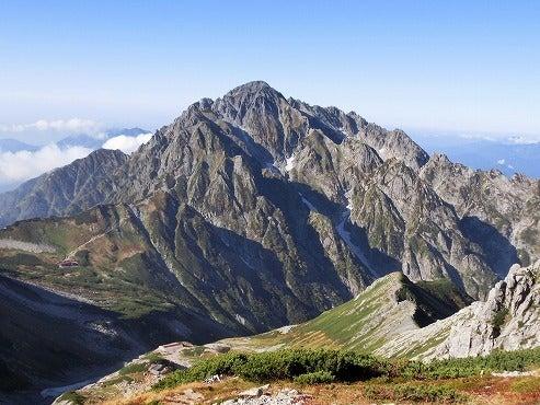 剱岳・別山尾根 / カニのたてばい&カニのよこばい | 週末の海と山講座