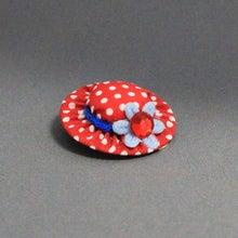 モルモットの帽子(レッドD:レッドC)