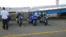 XJR1300toshiのブログ-翌日の新潟フェリーターミナルにて