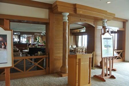 旅行の相談・案内役@遊寝食男のブログ-ルネッサンスリゾートオキナワ朝食会場