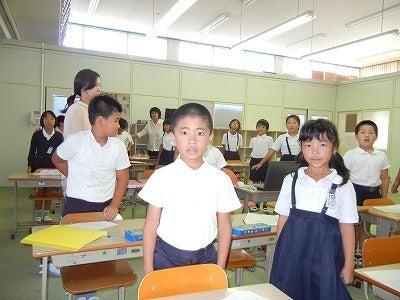 島子小学校がタコの勉強 | 教会...