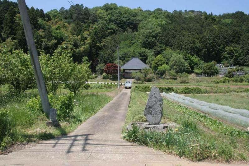 小倉城/大福寺と小倉城遠景
