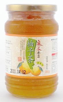 GOSEI-柚子茶