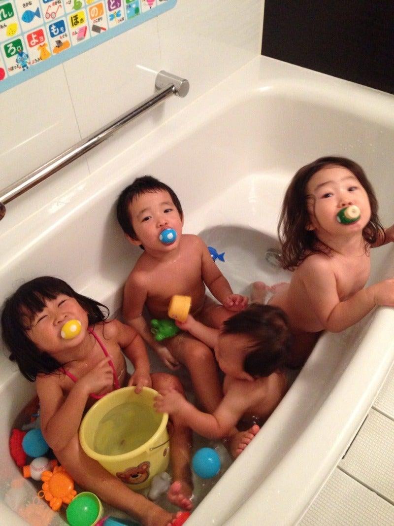 おとまりかいお風呂