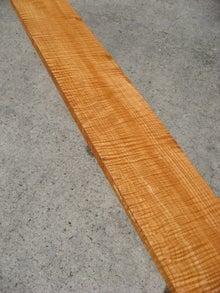 wood life-カーリーメープル