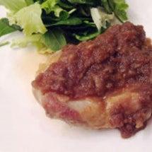 鶏肉のソテーバルサミ…