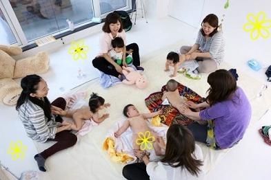 札幌市中央区西28丁目【ベビーマッサージ教室】育児がもっと楽しくなる!