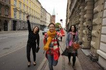 $+  +神戸の大学でファッションを学ぼう+  +-GO
