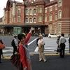 東京駅ポストの画像