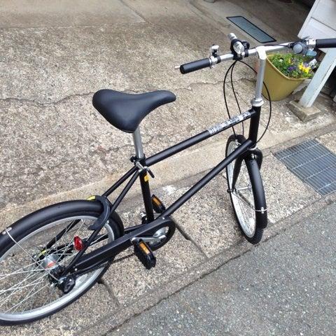 無印良品の自転車…