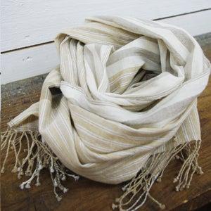 *カンボジアの綿クロマーと赤ちゃん帽子のお店*-綿100%ショールストール/カンボジアのクロマー