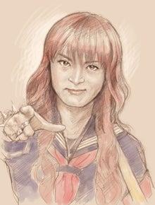 Masaの芸能人・有名人似顔絵ブログ-桜塚やっくん