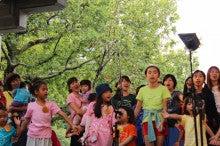 キッズゴスペル&子連れママゴスペル「ネバーランド」音楽と英語に溢れる楽しい親子ライフを♪ [東京]-子供たち♪