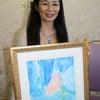 ★運命の出会い!寺門孝之先生の天使画が、天使からのラブレターだった!の画像