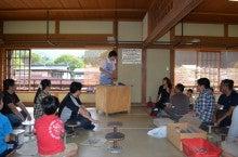 浄土宗災害復興福島事務所のブログ-2013100506ふくスマ稲刈り21陶芸体験