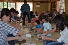 浄土宗災害復興福島事務所のブログ-2013100506ふくスマ稲刈り22陶芸体験