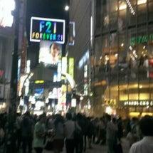 夜の渋谷~