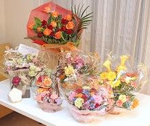 ミズ輝業塾☆きらきら素敵に輝くライフ術-花束