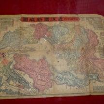 びわ湖の地図  なん…