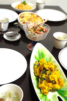 料理研究家YUKI(ゆき)の健康レシピ~食材の意外な効用・効能を知っていましたか♪~-イタリアンディナー