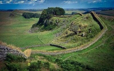 ローマ帝国の境界線 (イギリス /...