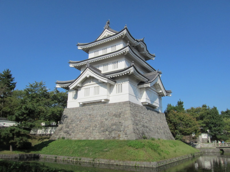 忍城/摸擬御三階櫓
