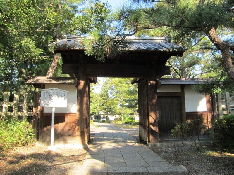 忍城/伝・進修館の門