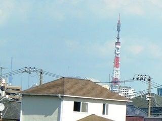 プラチナヒルズの片隅で-山手線目黒=恵比寿間で見つけた東京スカイツリー2