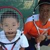 大学テニス部OB会の画像