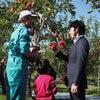 『福島でりんご農家の阿部さんと再会』の画像
