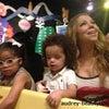 マライア・キャリー 2013年10月 子供たちとディズニーランドへの画像