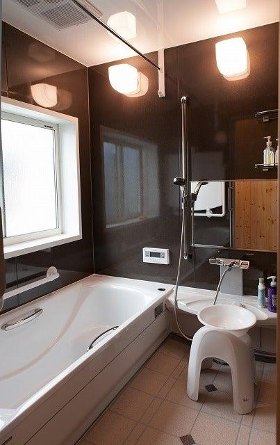 北陸富山の大工棟梁『肥塚建築』 建物・自然探訪-浴室